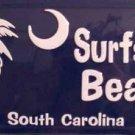 LP-185 Surf Side Beach License Plate