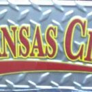 LP-283 Kansas City License Plate