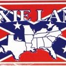 LP-157 Dixie Land License Plate