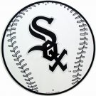 C-003 Chicago White Sox Circular Baseball Sign