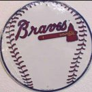 C-023 Atlanta Braves Circular Sign