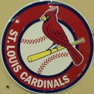C-035 St Louis Cardinals Circular Sign