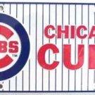 LP-587 Chicago Cubs MLB Baseball License Plate