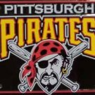 LP-594 Pittsburgh Pirates MLB Baseball License Plate