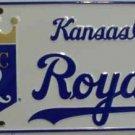 LP-608 Kansas City Royals MLB Baseball License Plate