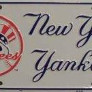 LP-611 NY Yankees MLB License Plate