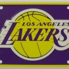 LP-679 LA Lakers License Plate