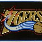 LP-682 Philadelphia 76ers License Plate