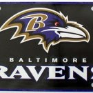 LP-701 Baltimore Ravens NFL Football License Plate