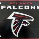 LP-727 Atlanta Falcons NFL Football License Plate