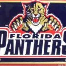 LP-767 Florida Panthers License Plate