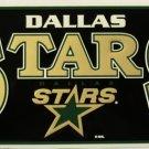 LP-783 Dallas Stars License Plate