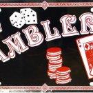 LP-354 Gambler License Plate