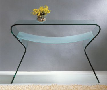 Modern Glass Side Table 505
