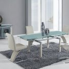 Global Furniture 5pc Dining Room Set GL-D88DT-BEI