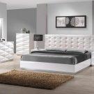 Modern Style Angel Queen Size Bedroom Set