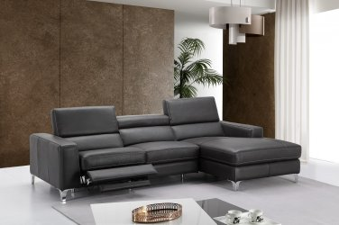 Ariana Premium Leather Sectional