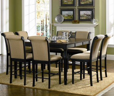 Cabrillo Counter Height 9pc Dining Set