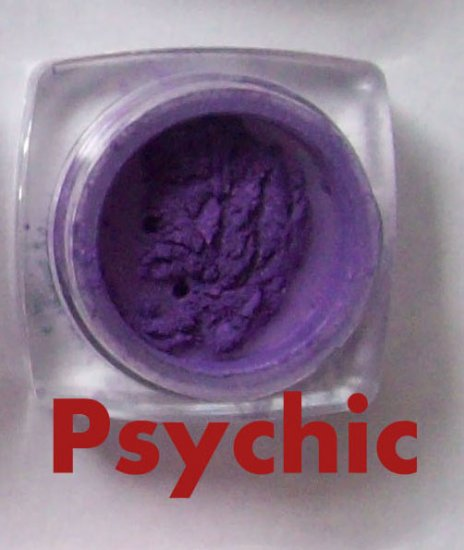 Psychic eyeshadow