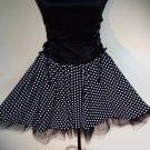 Pin-Up Girl --- Circle skirt with Crinoline Underlayer       SC2-2014