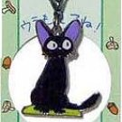 Both Sides Keychain - Jiji - Kiki&#39;s Delivery Service - Ghibli - 2006 (new)