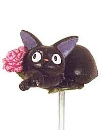 Ghibli - Kiki's - Jiji - Pick - Carnation - 2006 - SOLD OUT (new)