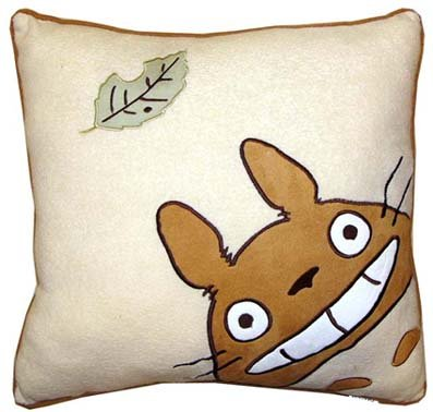 Ghibli - Totoro - Cushion - 45x45cm - out of production - RARE - SOLD (new)