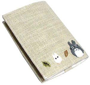 Ghibli - Totoro & Sho Totoro & Makkuro Kurosuke - Book Cover - 2006 - SOLD OUT (new)