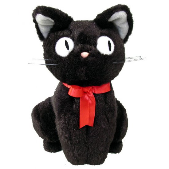 Plush Doll (LL) - H71cm - Jiji - Handmade -made in Japan  Kiki's Delivery Service - Sun Arrow (new)