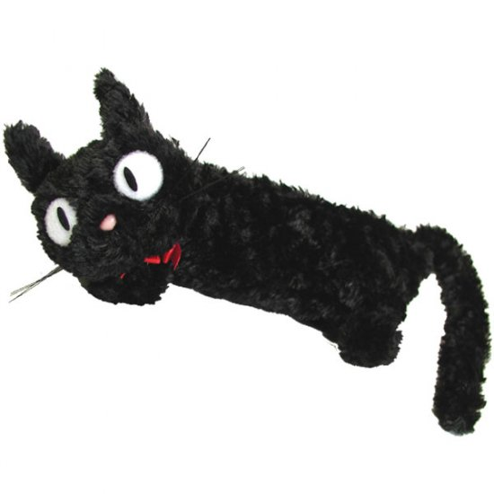 Pen Pencil Case - Jiji - Plush Doll - Kiki's Delivery Service - Ghibli - Sun Arrow (new)