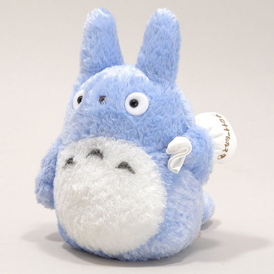 Plush Doll (M) - Fluffy Soft - Chu Totoro - Ghibli - Sun Arrow (new)