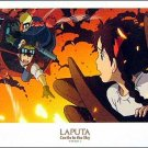 1000 Small pieces Jigsaw Puzzle - kyuushutsu - Pazu & Sheeta - Laputa - Ghibli - Ensky (new)
