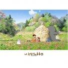 500 pieces Jigsaw Puzzle - hinatabokko - Totoro & Chu & Sho Totoro & Mei & Satsuki - Ghibli (new)