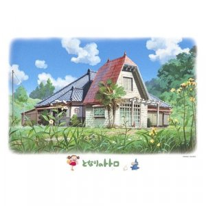 500 pieces Jigsaw Puzzle - Kusakabe House - Ghibli (new)