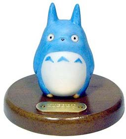 Figure - Porcelain - Chu Totoro - Ghibli - Sekiguchi - 2006 - out of production (new)