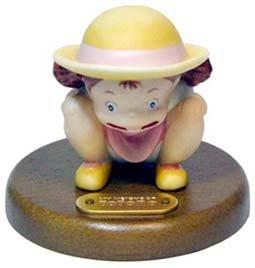 Figure #3 - Porcelain - Mei - Totoro - Ghibli - 2006 (new)