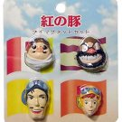 Magnet Set - Porco Rosso - Ghibli - 2006 - out of production (new)