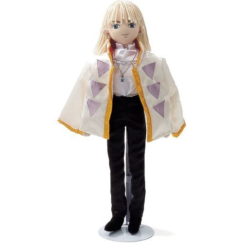 1 left - Howl Doll with Stand - Howl's Moving Castle - Ghibli - Sun Arrow - no production (new)