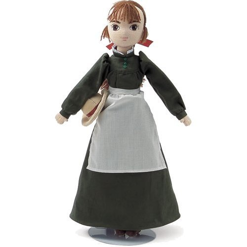 1 left - Sophie Doll with Stand - Howl's Moving Castle - Ghibli - Sun Arrow - no production (new)