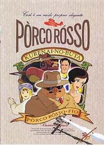 Ghibli - Porco Rosso - Notebook - B5 - out of production - VERY RARE (new)