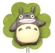 Ghibli - Totoro & Lucky Clover (L) - Pick (new)