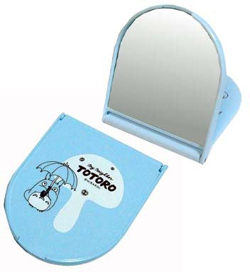 SOLD - Folded Standing Mirror - Totoro - Ghibli - out of production (new)