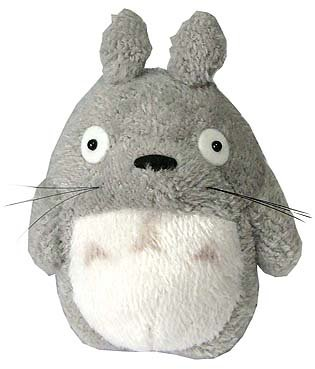 Ghibli - Totoro - Plush Doll (S) - nakayoshi - SOLD OUT (new)