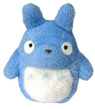 Ghibli - Chu Totoro - Plush Doll (S) - nakayoshi - SOLD OUT (new)