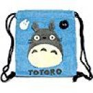 1 left - Petite Backpack Bag - Totoro Applique Pocket - Pile - out of production (new)