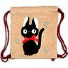 Petite Backpack Bag - Applique Pocket - Jiji - Kiki&#39;s Delivery Service - no production (new)