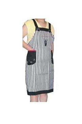 Ghibli - Kiki's Delivery Service - Apron - Jiji Embroidered -stripe-outofproduction-RARE-SOLD(new)