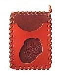 Ghibli - Totoro - Card Case Kit - Leather - 2006 (new)
