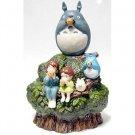 Music Box - Porcelain - kusunoki - Totoro & Cho & Sho & Mei & Satsuki - Ghibli - sekiguchi (new)