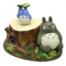 Music Box - Rotary - Porcelain - amefuri - Totoro & Chu & Kurosuke - sekiguchi - no production (new)
